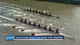 MKE River Challenge returns this weekend - Video