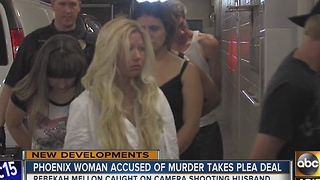 Mesa woman pleads guilty to murdering husband - Video