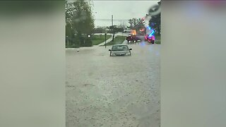 National Weather Service issues Flash Flood Warning for several Northeast Ohio counties