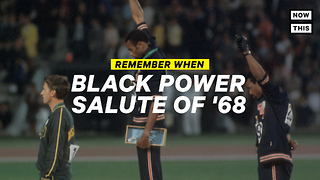 Remember When: Athletes Protested '68 Olympics with Black Power Salute
