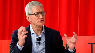 Apple CEO Tim Cook tells graduates to remain open minded to others