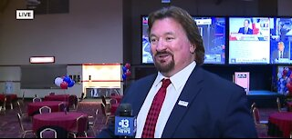 Chair of NV GOP speaks on Election Night