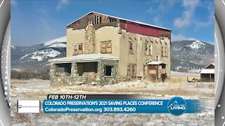 2021 Saving Places Conference Feb 10-12th // ColoradoPreservation.org