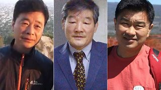 North Korea Releases Last 3 Known American Prisoners - Video