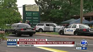 Police: Westminster shooting likely a road rage incident; suspected shooter identified - Video