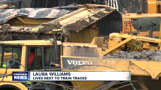 Train derailment update pkg - Video