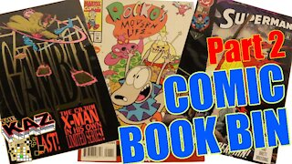 Comic Bin Part 2