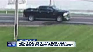 Guilty Plea in hit and run crash - Video