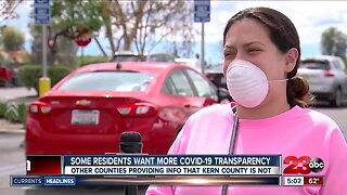 Residents want more COVID-19 transparency from Kern County Public Health