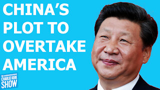 CHINA'S PLOT TO OVERTAKE AMERICA