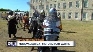 Medieval Days 2017 - Video