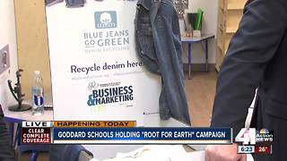 The Goddard School is going green for Earth Day - Video