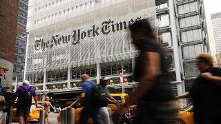 Justice Department Gathered NYT Reporter's Phone, Email Records - Video
