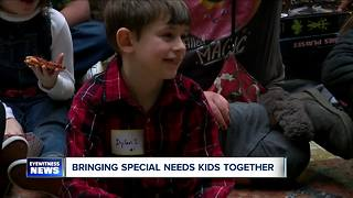 Fantastic Friends brings celebrate kids with special needs - Video