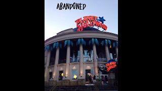 LOCKDOWN: Abandoned Planet Hollywood