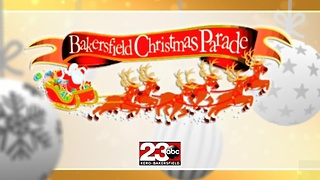 WATCH FULL - 34th Annual Bakersfield Christmas Parade - Dec. 1, 2016