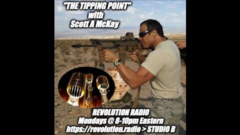 TPR - The Tipping Point on Revolution Radio - 4.19.21