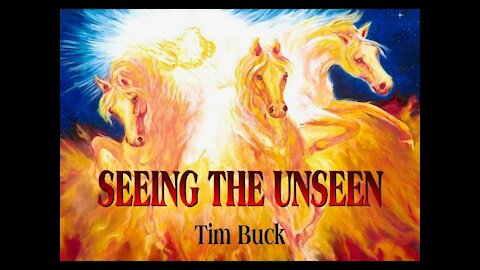 Tim Buck - Seeing the Unseen