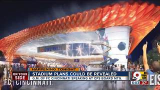 FC Cincinnati GM makes presentation - Video
