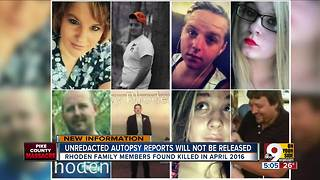 Ohio Supreme Court shields full autopsy reports in Pike County massacre - Video