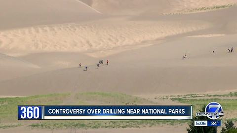 Battle continues over oil and gas drilling near Great Sand Dunes National Park
