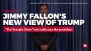 Jimmy Fallon's new view on Trump | Rare News - Video