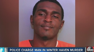 Police charge man in Winter Haven murder