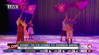Disney on Ice performs at Germain Arena this weekend - 7am live report - Video