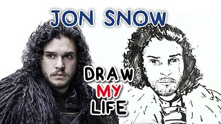 Jon Snow || Draw My Life - Video