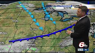 Dry, comfortably cool weather expected over next few days - Video