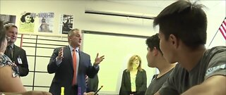 CCSD Trustees discuss superintendent's removal