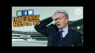 David Moyes SACKED again! | Internet Reacts - Video
