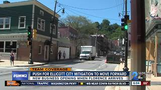 Ellicott City business owners urge county to move forward with proposed flood mitigation plan - Video