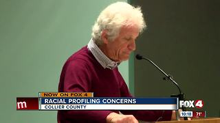Collier County Sheriff's Deputies accused of racial profiling - Video