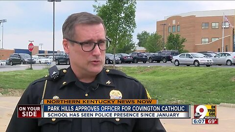 Covington Catholic to get school resource officer