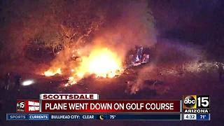 Six dead in Scottsdale plane crash - Video
