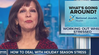 Enjoy the Holidays Stress-Free - Video