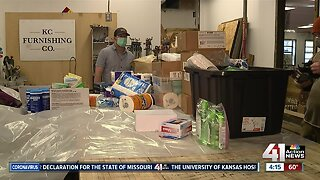 WeCanKC: New group collecting supplies for medical clinics