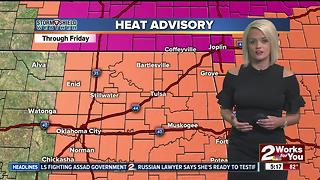 2 Works for You Thursday Morning Weather Forecast - Video
