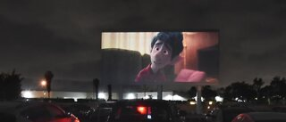 Drive-in movie boom