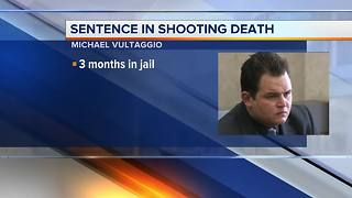 Man charged in death of woman struck during target practice - Video
