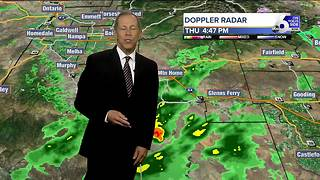 A Windy & Cooler Friday - Video