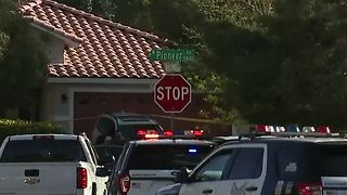 Police: Grandfather shoots grandson after argument - Video