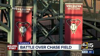 Judge rules in favor of district in Diamondbacks lawsuit over Chase Field - Video