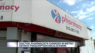 Six people indicted, accused of running prescription pill scheme - Video