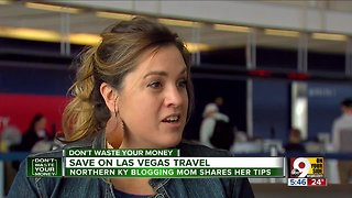 Don't Waste Your Money: Saving on Las Vegas travel - Video