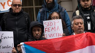 Judge Extends FEMA's Temporary Shelter Program For Puerto Ricans - Video