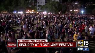 Las Vegas shooting raises concerns over Arizona events - Video
