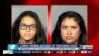 LVMPD: Women accused of torturing dogs