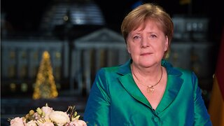 Angela Merkel vows to try and fight climate change